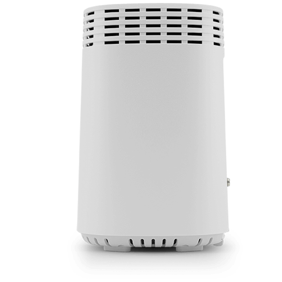 Fios router product image - right side view