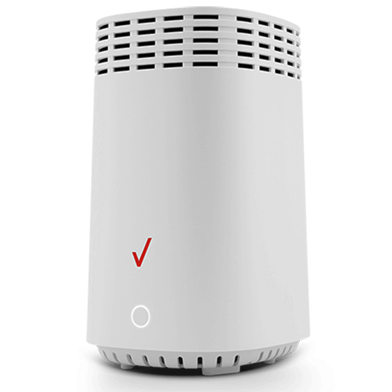 Fios Router product image - front quarter view