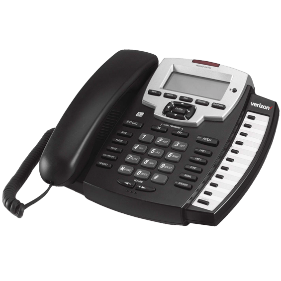 Product view of 2 Line Telephone