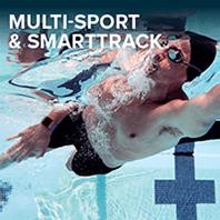 Modo multideportes y Función SmartTrack