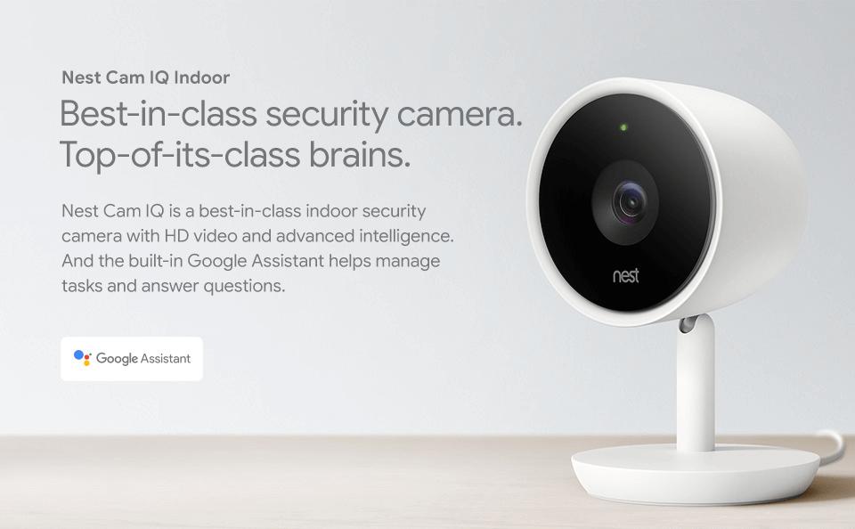 La mejor cámara de seguridad de su clase