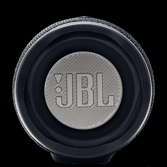 Imagen del productoJBL Charge4, negro - Vista lateral