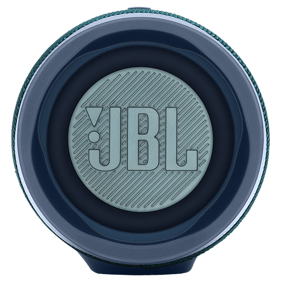 Imagen del producto JBL Charge 4, azul - Vista lateral
