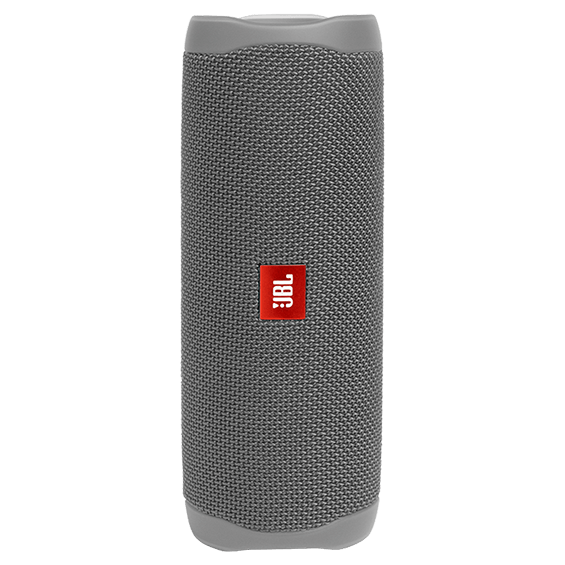 Gray JBL Flip 5 product image - front view