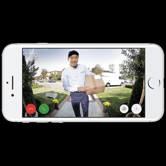 Imagen de la aplicación para teléfonoRingVideo Doorbell2