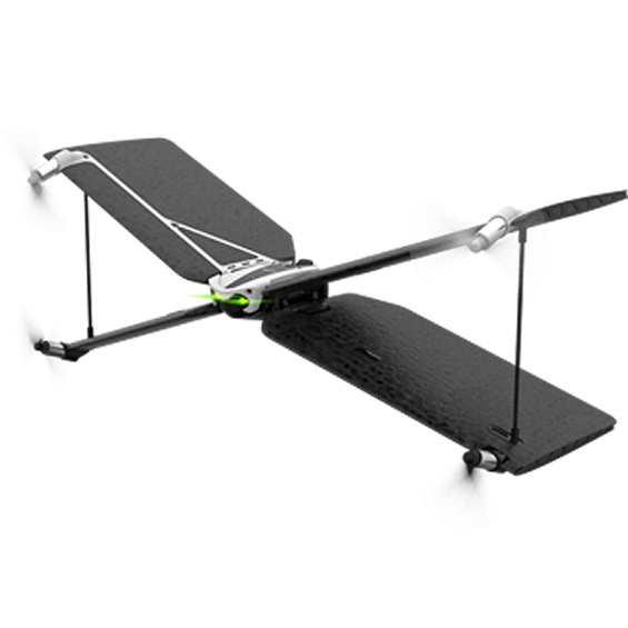 Right view of Parrot Swing MiniDrone