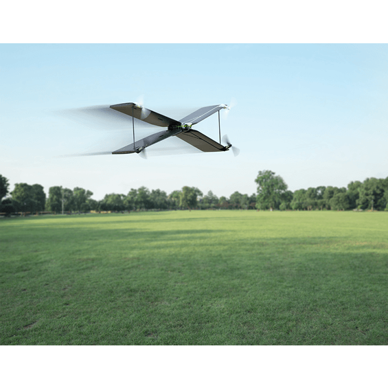 Outside view of Parrot Swing MiniDrone