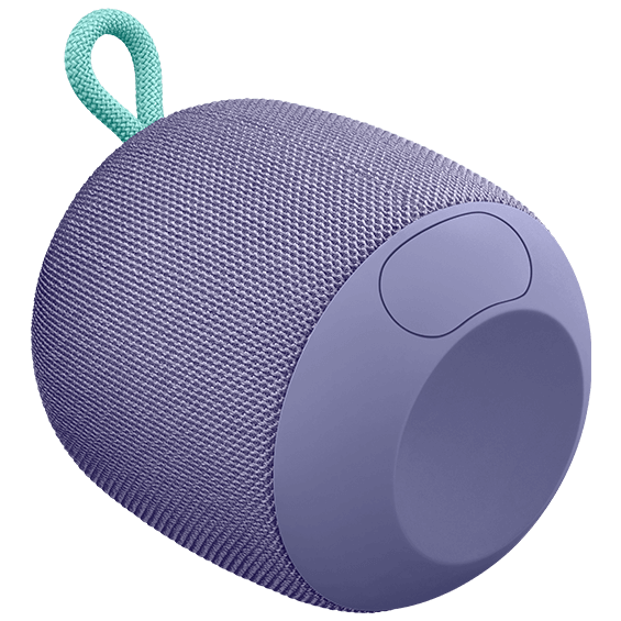 Horizontal view image of the UE Wonderboom in lilac