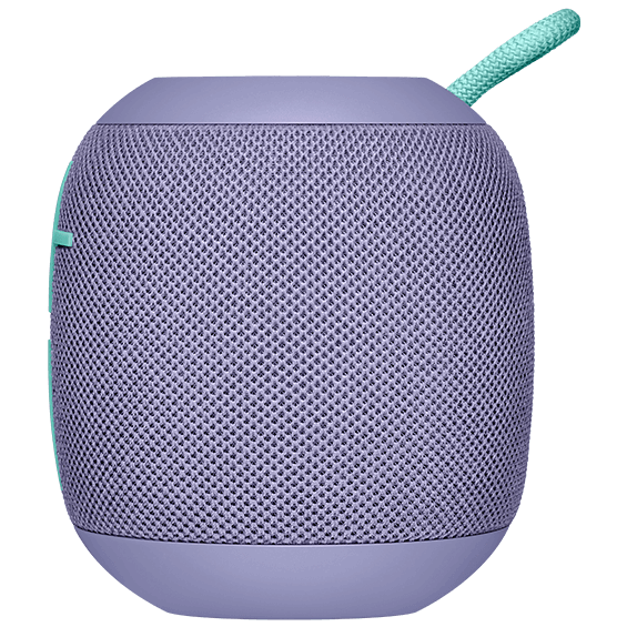 Side view image of the UE Wonderboom in lilac