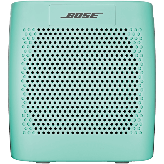 Front view of Mint Bose SoundLink Speaker