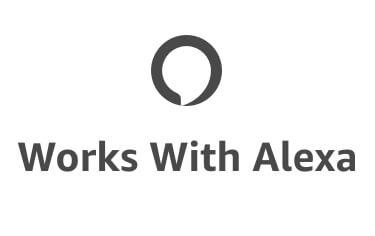 Ícono de Funciona con Alexa