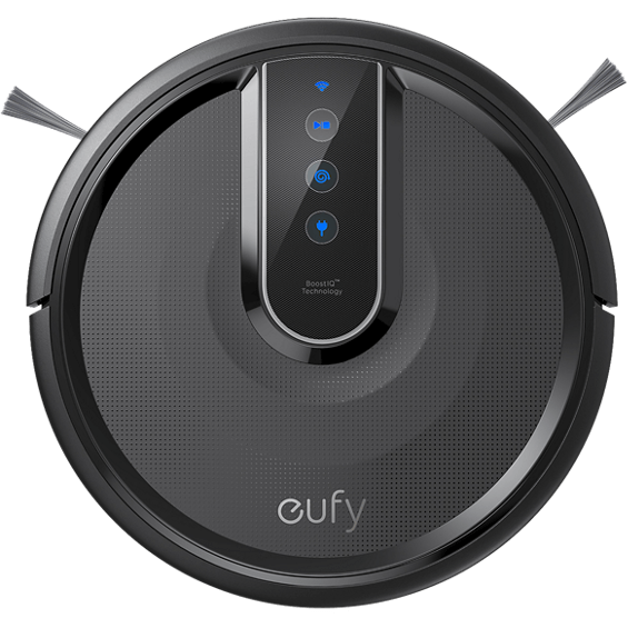 Top front view of Anker Eufy RoboVac 35C