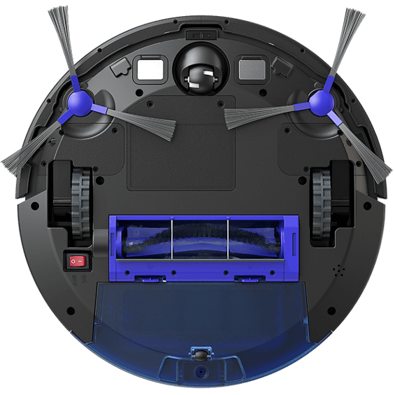 Vista inferior de la Anker Eufy RoboVac35C