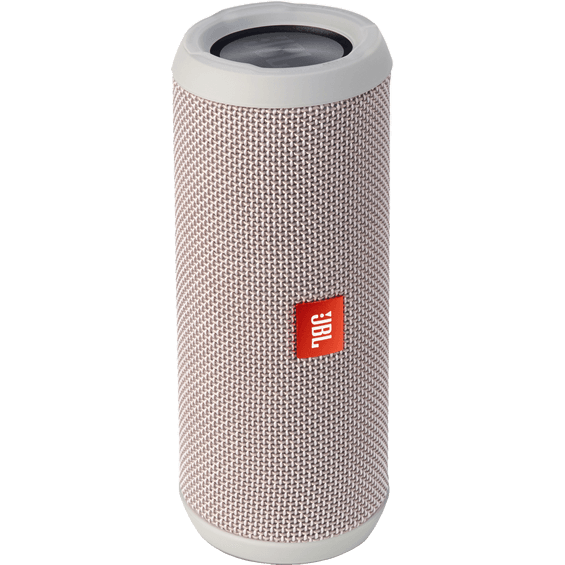 Front view of Gray JBL Flip 3 Speaker