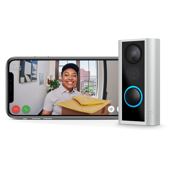 Ring Peephome Cam with delivery