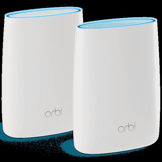 Orbi WiFi System NETGEAR Orbi™ Tri-Band WiFi System Model: RBK50