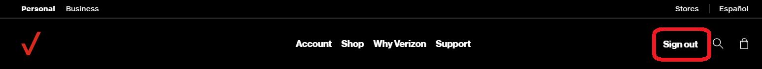 Fios Account Security Authentication Verizon Billing Account
